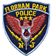 Florham Park Police Patch